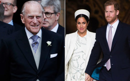 Chồng của Nữ hoàng Anh phản đối cuộc hôn nhân giữa Hoàng tử Harry và Meghan Markle vì lý do bất ngờ
