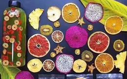 Đã có người xơ gan do detox cơ thể bằng hoa quả sấy khô, chuyên gia lên tiếng cảnh báo