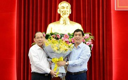 Phú Thọ chính thức có tân Phó Bí thư Tỉnh ủy