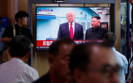 """Cuộc gặp Mỹ-Triều chỉ là """"chiêu"""" tái tranh cử của ông Donald Trump?"""