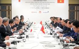 Thủ tướng khuyến khích doanh nghiệp Nhật Bản đầu tư FDI chất lượng cao vào Việt Nam