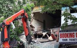Rà soát toàn bộ nhà cổ ở Hà Nội sau sự cố sập nhà