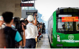Vì sao Hà Nội nhận trả 98 triệu USD vay tại dự án đường sắt Cát Linh?