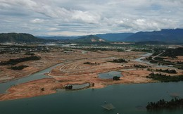 Đà Nẵng tạm dừng dự án để xác minh việc lấn sông Cu Đê