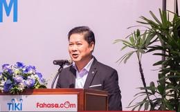 Chủ tịch Fahasa: Hiện tại chưa ai là đối thủ của Fahasa, đối thủ của chúng tôi là những công ty chưa xuất hiện