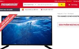 Asanzo phản đối thu đổi sản phẩm, vì nhà phân phối vi phạm?