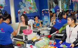 Ông lớn siêu thị ngoại thất thủ trước siêu thị Việt Nam