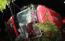 Thông tin mới nhất về sức khỏe của 13 nạn nhân bị thương trong vụ tai nạn lật xe khách