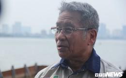 Hồ Tây tiếp tục xả nước ra sông Tô Lịch, chuyên gia Nhật Bản sẽ có biện pháp gì?