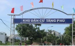 """Cận cảnh dự án nhà ở của Sagri chuyển nhượng cho Phong Phú với """"giá bèo"""""""