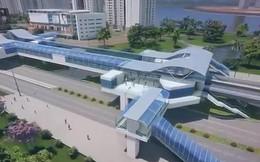 Vận động người dân đồng ý thiết kế nhà ga S6 metro số 2