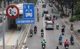 Những hình ảnh xấu xí của người dân vi phạm giao thông ở Hà Nội