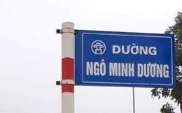 Xuất hiện đường 10 làn xe mang tên Ngô Minh Dương trên Google Maps