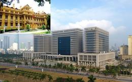 9 Bộ, ngành xây trụ sở mới duy nhất chỉ 1 bàn giao 'đất vàng' trụ sở cũ