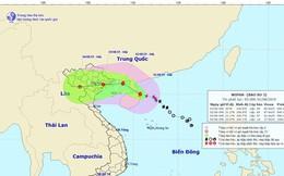 Tối 1/8, bão số 3 sẽ đi vào Vịnh Bắc Bộ và có khả năng mạnh thêm