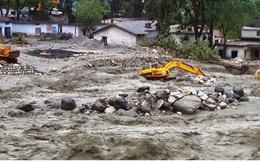 Lũ lụt nghiêm trọng tại Trung Quốc làm 9 người thiệt mạng