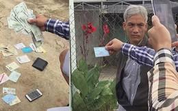 Giây phút bắt 'tại trận' phó Viện trưởng VKSND nhận hối lộ 2.500 USD
