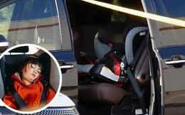 Người lớn ngủ trên ô tô 1 tiếng đã có thể tử vong, tình trạng nguy hiểm hơn gấp bội đối với trẻ em