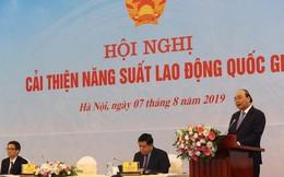 Thủ tướng: Tiền lương là điểm nghẽn trong tăng năng suất lao động