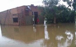 Mưa khủng khiếp ở Đắk Lắk, nhiều xã ngập nặng, chia cắt