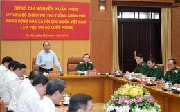 Thủ tướng chỉ đạo thu hồi các hợp đồng đất quốc phòng sai phạm, không hiệu quả