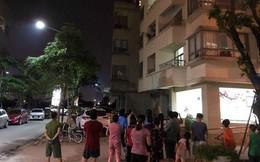 Hà Nội: Rơi từ tầng 16 xuống tầng 4 ở khu chung cư, 1 phụ nữ tử vong
