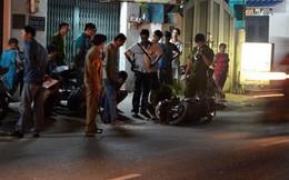 Hai thượng uý công an tử vong trong đêm do tông xe vào dải phân cách
