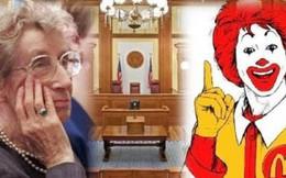 """Vụ kiện """"con kiến kiện củ khoai"""" kinh điển của McDonald's: Cụ bà bị bỏng vì 1 cốc cà phê nóng, McDonald's mất gần 3 triệu USD bồi thường!"""