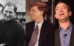 """Giật mình với 9 tiên đoán """"trúng phóc"""" của 3 CEO Jeff Bezos, Bill Gates và Steve Jobs"""