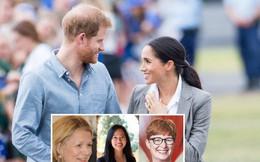 """Chân dung 3 người phụ nữ quyền lực đang hậu thuẫn cho Harry và Meghan: Đội ngũ đầu tiên toàn nữ của Hoàng gia, ai cũng có nền tảng siêu """"khủng"""""""