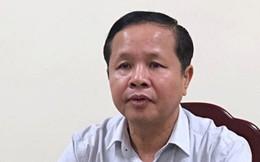 Giám đốc Sở GD&ĐT Hòa Bình bị kỷ luật liên quan đến gian lận thi cử làm đơn xin nghỉ chữa bệnh tim