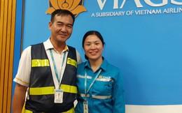 Nữ nhân viên trả lại gần 1 tỷ đồng do khách để quên trên máy bay Vietnam Airlines