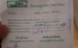 Khách tố tài xế taxi 'chém' 1,2 triệu đồng cho 8km, hãng Mai Linh nói gì?