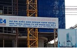Dự án xây khách sạn khủng 16 tầng phớt lờ thanh tra xây dựng