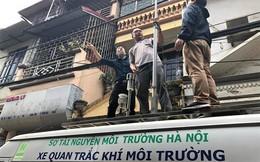Nghi vấn rò rỉ thủy ngân sau vụ cháy Công ty Rạng Đông: Chi cục Bảo vệ môi trường đo chất lượng không khí