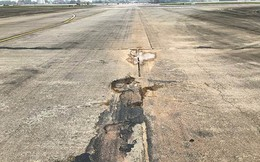 Thủ tướng yêu cầu Bộ Giao thông báo cáo về xuống cấp sân bay Nội Bài
