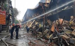 Từ vụ cháy kho Rạng Đông: Lộ cách hành xử lập lờ, lấp liếm và vô cảm!
