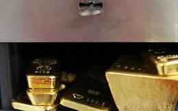 Giá vàng vọt tăng lên cao nhất 6 năm