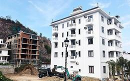 Chính thức 'cắt ngọn' hàng loạt biệt thự xây trái phép ở Nha Trang