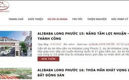 """Alibaba tự tháo dỡ """"văn phòng"""" trái phép tại Đồng Nai"""