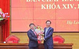 Quảng Ninh có tân Bí thư Tỉnh ủy