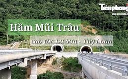 Đột kích hầm đôi gần 1.500 tỷ trên cao tốc La Sơn – Túy Loan
