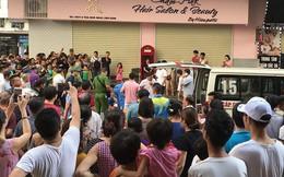 Hà Nội: Nhiều người bị thương sau tiếng nổ lớn ở khu chung cư Linh Đàm