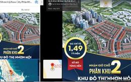 Bình Định 'tuýt còi' dự án Nhơn Hội New City huy động vốn trái phép