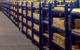 Dự trữ vàng của Nga đạt giá trị hơn 100 tỷ USD