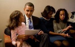 """Cựu Tổng thống Obama: """"Tôi không thể làm tổng thống cả đời nhưng tôi phải làm cha cả đời"""""""