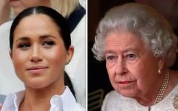 Nữ hoàng Anh cảm thấy tổn thương và thất vọng về cháu dâu Meghan Markle