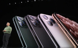 Apple ra mắt iPhone 11 Pro và iPhone 11 Pro Max: Thiết kế pro, màn hình pro, hiệu năng pro, pin pro, camera pro và mức giá cũng pro