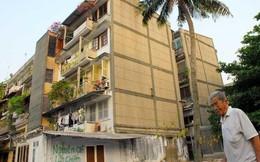 Chín năm, 15 chung cư cư xá Thanh Đa chưa xác định nhà đầu tư