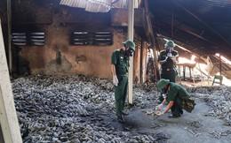Hà Nội tẩy độc thủy ngân trong khu nhà xưởng Rạng Đông từ ngày 12/9